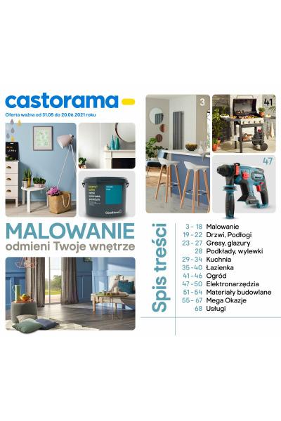 Gazetka Castorama ważna do 2021-06-20