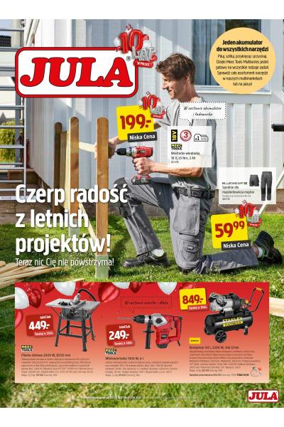 Gazetka Jula ważna do 2021-08-01